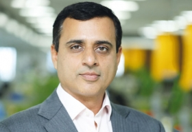 Sameer Walia, Co-founder & Managing Director, The Smart Cube