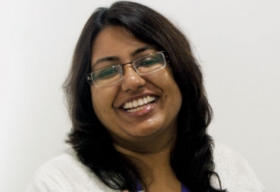 Mohita Ghosh, Senior Manager- Advanced Analytics, Vodafone India